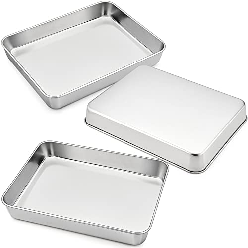 Top 10 Best small baking pans for toaster oven Reviews