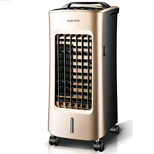 QIQIZHANG Raffrescatore, Condizionatore d'Aria Portatile, Fan Air Refrigeratore Aria Condizionata Aria condizionata - Raffreddamento e Riscaldamento Dual-Uso Dual-Uso Frigorifero per Uso Domestico