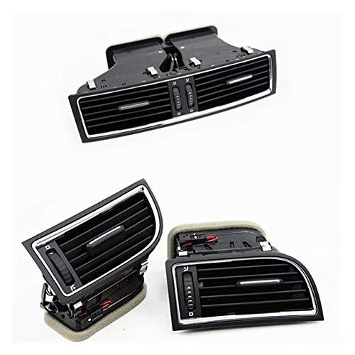 BENGKUI Auto-Klimaanlage Outlet Klimaanlage Vents Fit for Skoda Superb (Color Name : Middle)