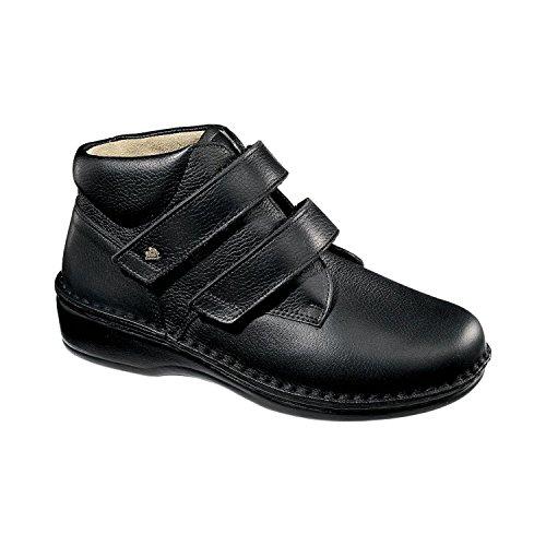 FinnComfort - Prophylaxe Stiefel 96107 mit Klettverschluss schwarz - Größe 39