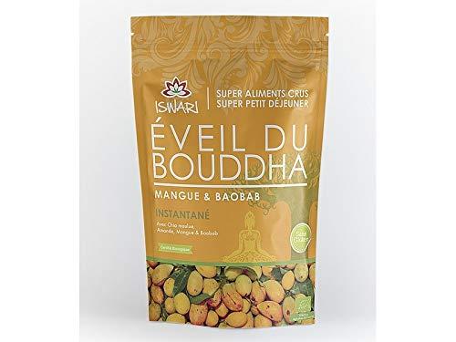 Eveil du Bouddah: Préparation petit déjeuner Mangue Baobab chia