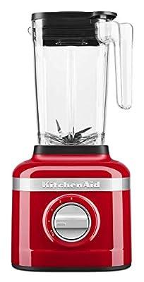 KitchenAid KSB1325PA K150 Blender, 48 oz, Passion Red (Renewed)
