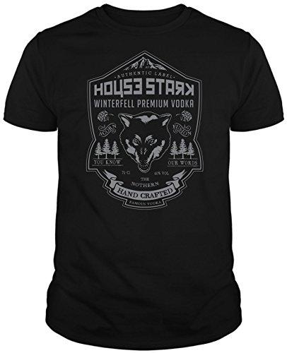 The Fan Tee Camiseta de Mujer Juego de Tronos Tyrion Daenerys Dragon Cuervo 2XL