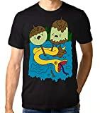 Princess Bubblegum Rock T-Shirt, Adventure Time Men's Women's Tee
