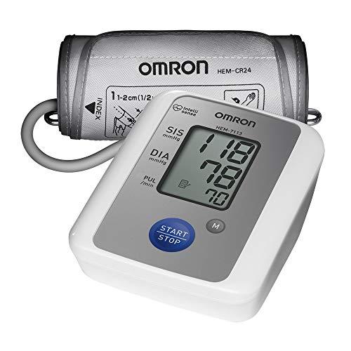Aparelho de Pressão Digital Automático de Braço Omron - HEM-7113
