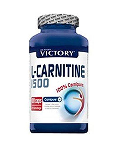 Weider l-Carnitin 1500 - Carnitin - 100 Kapseln, 1er Pack (1 x 72 g)