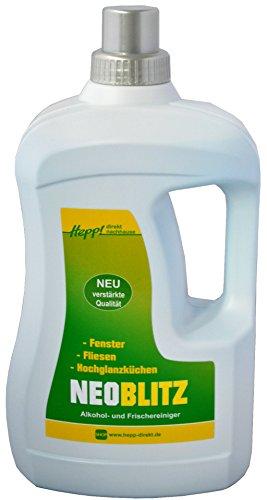Hepp GmbH & Co KG - Neoblitz Boden- und Fliesenreiniger mit Nanoeffekt 2000 ml Henkelflasche