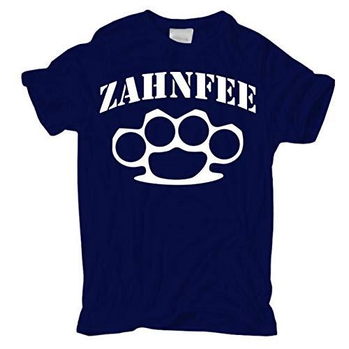Männer und Herren T-Shirt Zahnfee das Original Klassiker Logo Größe S - 8XL