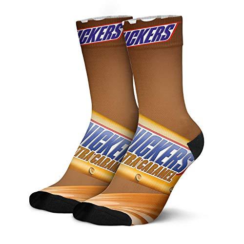Men Socks Running Snickers-Poster- High Ankle Cotton Socks