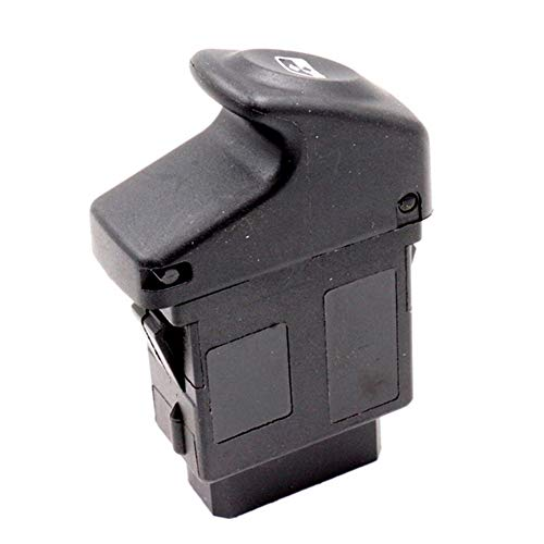 iSpchen Interruptor Elevador de Ventana Interruptor de Elevalunas Eléctrico del Coche Botón de Control del Elevador Interruptor de Ventanilla del Coche Herramienta Eléctrica