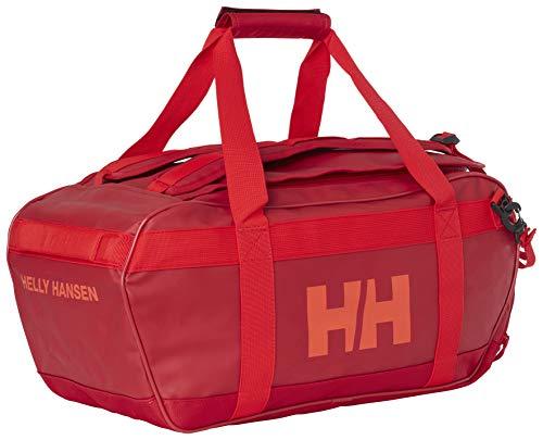 Helly Hansen H/H Scout Duffel S Bolsa de Viaje, Adultos Unisex, 162 Red (Rojo), Talla Única