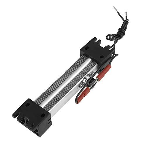 250W 110V AC DC Aislado PTC Calentador de Aire de Cerámica Elemento Calefactor PTC para Aire Acondicionado 155 X 35 Mm