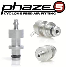 TechT Paintball Phaze-5 Cyclone Feed Air Fitting