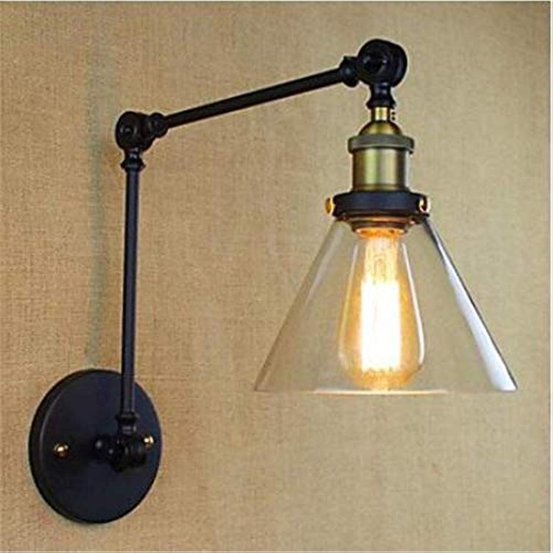 HBLJ Vintage Chandeliercreative Wandleuchte Wandleuchte Lampe Leuchte Flte dekorative Wandleuchte Lampe [Energieklasse A ++]