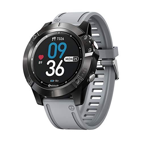 FZXL Zeblaze Vibe6 Smart Watch Music Control MP3-Speicher Bluetooth-Anruf,D