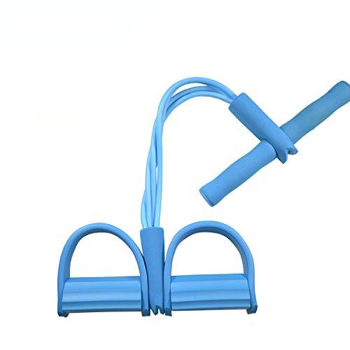 AEWB Vierpins Voet Pedaal Trekker Sit-up Abdominale Fitness Machine Mannelijke En Vrouwen Multifunctionele Fitness Apparatuur