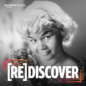 REDISCOVER Etta James
