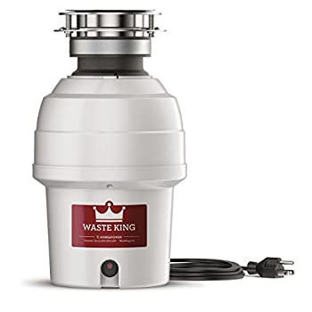 Waste King Legend Series 3/4 HP Garbage Disposal with Power Cord - (9940) review