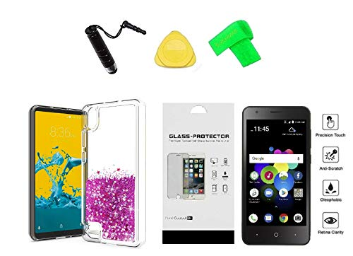 ZTE Blade T2 Lite Liquid Glitter Cover by ExtremeCases