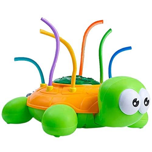BESTZY Sprinkler für Kinder, Wassersprinkler Garten Kinder Wasserspielzeug für Gartenschlauch Sprinkler Rasensprenger Gartensprenger für Outdoor Garten,Wasserspielzeug
