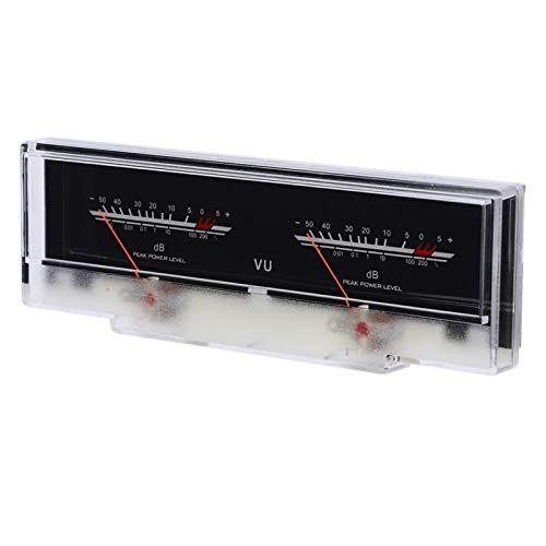 VU Audio Meter VU mètre amplificateur de Puissance mètre DB mètre Haute qualité ABS matériel P-78WTC VU mètre pour diverses scènes