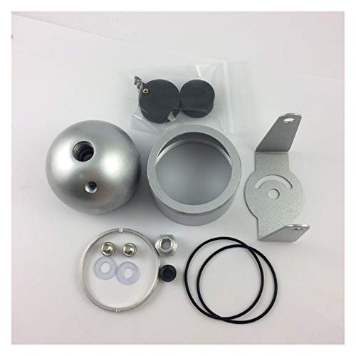 SSXPNJALQ Cámara Impermeable de la cámara CCTV DIY (PEQUEÑA) .CY-C1010A, con Tuerca separada y Anillo a Prueba de Agua (Bundle : CY C1010A A)