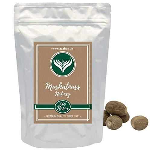 Muskatnüsse - Premium - ganz (40 Stk) von Azafran®