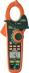 Extech 400A Clamp Meter + Dual Type K Inputs + IR Thermometer
