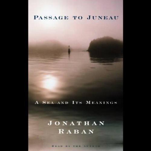 Passage to Juneau audiobook cover art