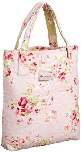 Ringarose iPad/Book Bag Rosie Posie, Borsa Donna, Rosa (Light Pink)