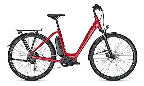 Derby Cycle Raleigh Stone 9 Shimano Steps Elektro Fahrrad 2021 (28' Wave M/50cm, Barolored Glossy (Wave))