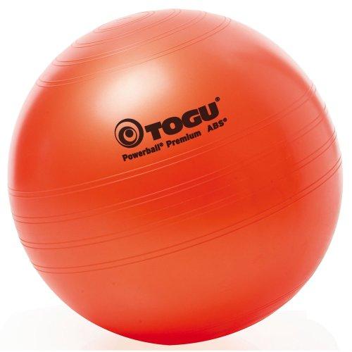 TOGU Powerball® Premium ABS® aktiv&gesund 55 cm silber