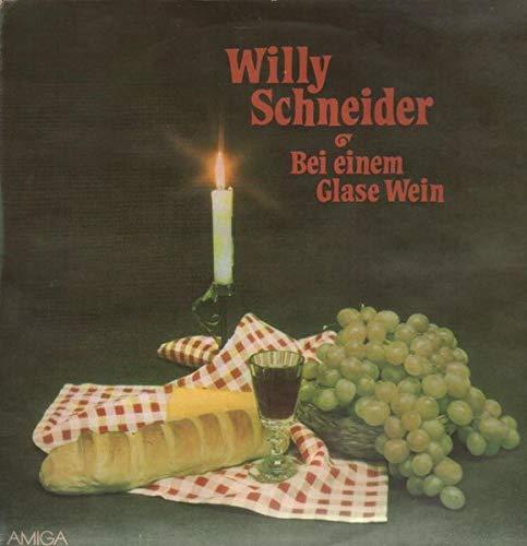 Willy Schneider - Bei Einem Glase Wein - AMIGA - 8 55 109