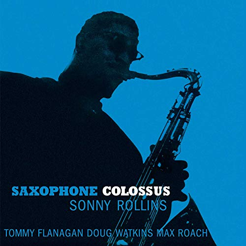 Saxophone Colossus (Ltd.180g Farbiges Vinyl) [Vinyl LP]