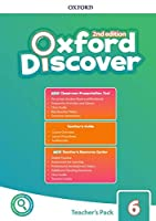 Oxford Discover: Level 6: Teacher's Pack