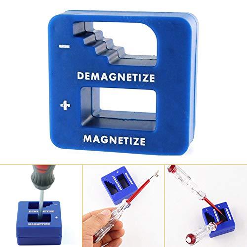 Classicoco Magnetiseermachine, schroevendraaier, bits, schroefopzetstukken, duurzaam, magnetisch, voor schroevendraaierbits