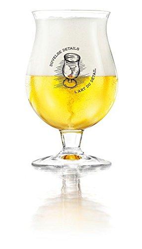 DUVEL Neue Biergläser 2016 Edition Bier Kelch 33cl + 1 Freie Bierdeckel