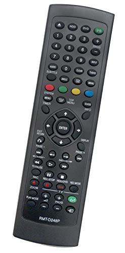 ALLIMITY RMT-D248P sostituzione telecomando per Sony DVD Recorder RDRHXD990 RDR-HXD895 RDR-HXD795 RDR-HXD1090 RDR-HXD970 RDR-HXD870 RDR-HXD1095 RDR-HXD990 RDR-HXD890 RDR-HXD790