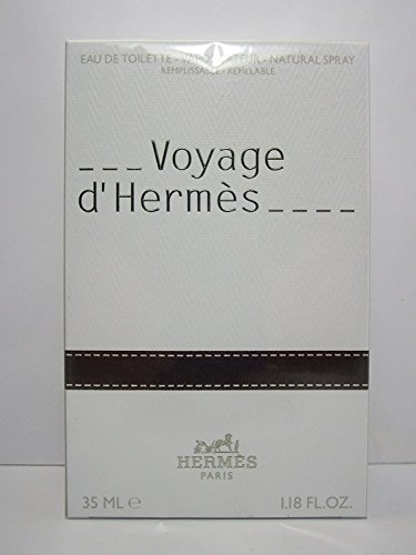 Hermès Voyage D'Hermès Eau De Toilette nachfüllbar 35 ml (unisex)