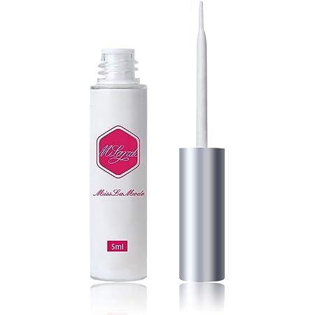 Eyelash Glue,Lash Glue,Strong Hold Eye Lash Glue,Latex-Free Safe on Skin,Waterproof White Lashes Glue 176 Ounce,Suitable for Sensitive Eyes