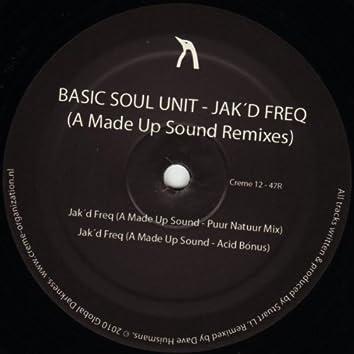 Jak'd Freq (A Made Up Sound Remixes)