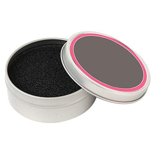 1pc Brosse de nettoyage pour pinceaux de maquillage