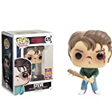 Lotoy Funko Pop Television : Stranger Things – Steve (SDCC 2017 Exclusive) 3.75inch Vinyl Gift for H...