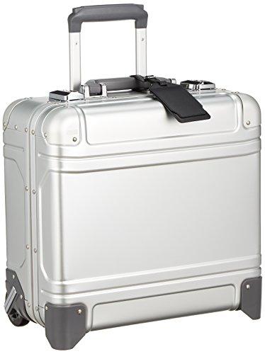 [ゼロハリバートン] スーツケース GEO Aluminum 3.0 保証付 29L 42 cm 5kg シルバー