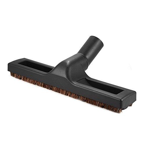 Cepillo para Aspirador con Crin, 32mm Universal Boquilla de Aspiradora para parqué/ suelo duro