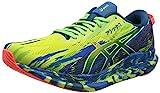Asics Noosa Tri 13, Zapatillas para Correr Hombre, Glow Yellow/Bright Lime, 42 EU
