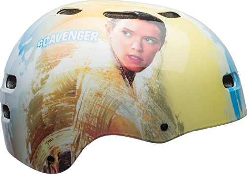 Great Price! Bell Star Wars Rey Child Multisport Helmet