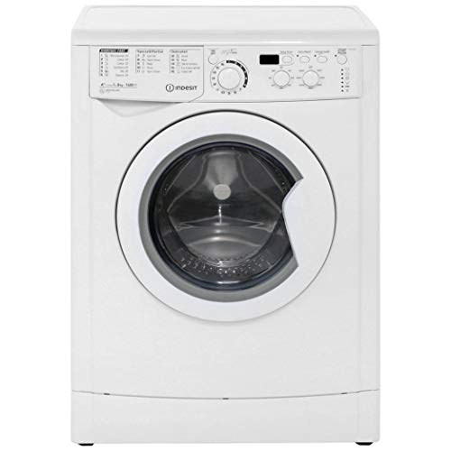 Indesit My Time EWD81482W 8Kg Washing Machine with 1400 rpm...
