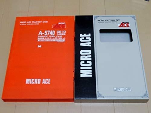 MICROACE オハフ64-1等客車のみ5両セット 車両ケース付 A5740 DE10・64系客車 和田岬線・さよならトンボ号7両 セットバラシ