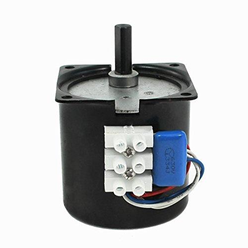 CR-AC 220 V 14 W reductor sincrónico motor motor motor motor motor engranaje desmultiplicado (velocidad: 30 rpmin)